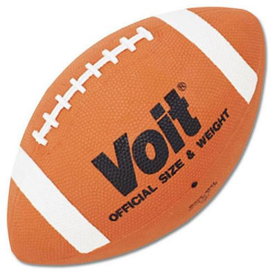 Sport Supply Group Voit® CF9 Official Senior Size Rubber Football