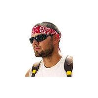 Ergodyne 150-12305 Redwestrn Bandana- Headband-Tie