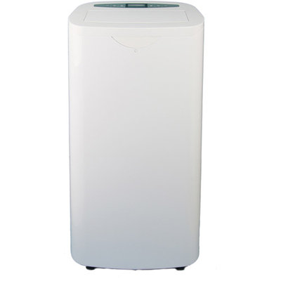 Global Air Products Portable Air Conditioners NPC1 14000 BTU Portable Air Conditioner White NPC1-14C