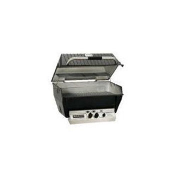 Broil-mate Broilmaster Deluxe Series H3XN Black Natural Gas Grill