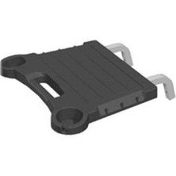 Broil-mate Broilmaster SKFB2 Drop Down Side Shelf Black-Stainless Steel