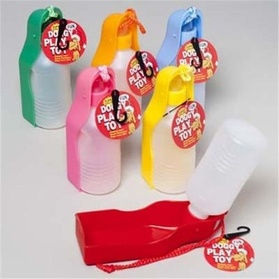 Ddi Pet Travel Bottle with Water Dish Case Of 30