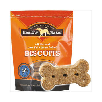 Petedge TP210 02 43 Healthy Baker Biscuits 2 Lb Bag Peanut