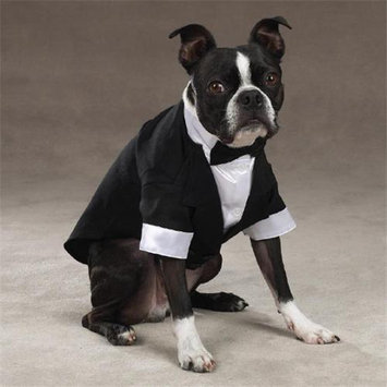 East Side Collection Yappily Ever After Groom Tuxedo, Medium