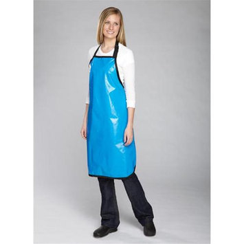 Top Performance TP158 19 Rubber Grooming Apron Blu