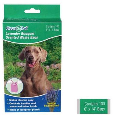 Clean Go Pet Lavendar Scented Waste Bags 100PK