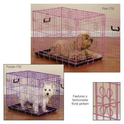 Petedge ZW9104 24 75 ProSelect Deco Crate II Sm Pink S