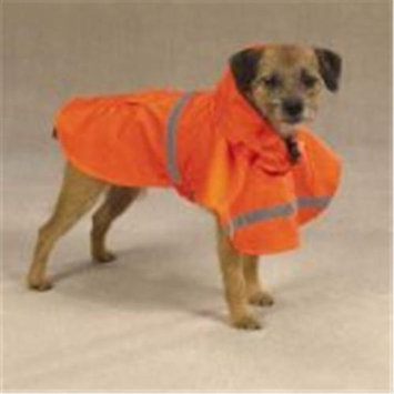 Guardian Gear Reflective Dog Rain Jacket XXS ORG