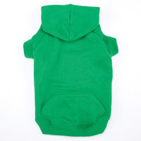 Pet Pals Za6015 30 43 Casual Canine Basic Hoodie Xxl Green
