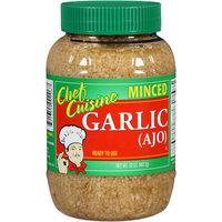 Chef Cuisine Minced Garlic, 32 oz
