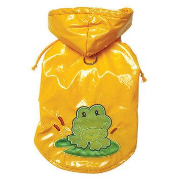 Klippo Pet Happy Frog Dog Raincoat