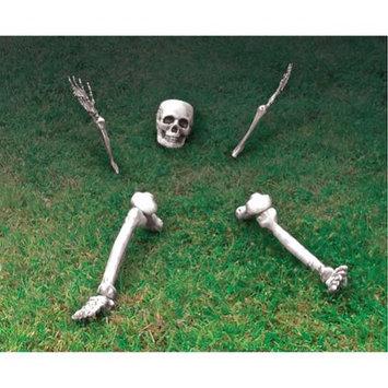Forum Novelties Skeleton Ground Breaker Prop Decoration