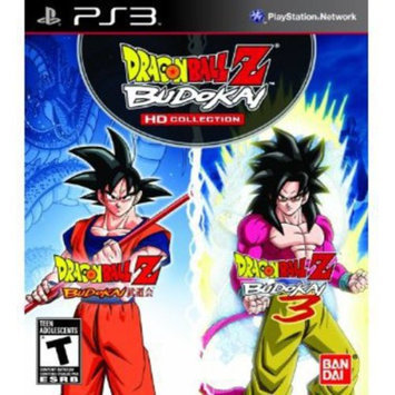 mco Video Games Namco Bandai Games Dragon Ball Z Budokai HD Collection PS3 11072