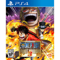 Namco One Piece: Pirate Warriors 3 - Playstation 4