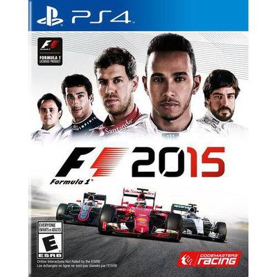 Bandai F1 2015 - Playstation 4