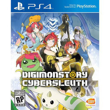 Cokem Digimon Story: Cyber Slueth for Sony PS4