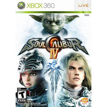 mco Soul Calibur IV Xbox 360 Game