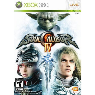 mco Soul Calibur IV Xbox 360 Game