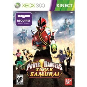 mco Power Rangers Super Samurai for Xbox 360 Kinect
