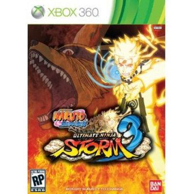 mco Video Games Naruto Shippuden: Ultimate Ninja Storm 3 - Xbox 360