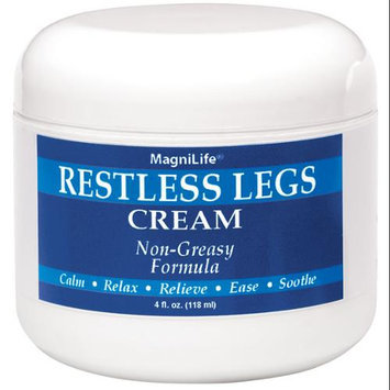 Miles Kimball MagniLife Restless Leg Cream - 4 Oz.