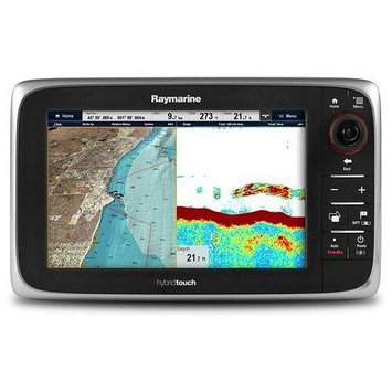 Raymarine e97 MFD w/Sonar - Lighthouse Navigation Charts - NOAA Vector