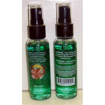 Bulk Buys Simply Basic Melon Delight 2 Oz. Body Mist Spray - Case of 72
