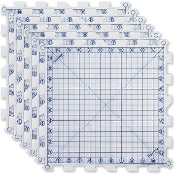 COTTAGE MILLS 6/12X12 Mt-Puzzle Mat 24X36
