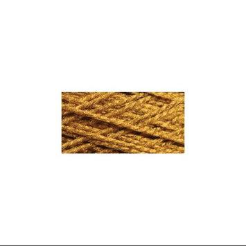 Cottage Mills 494163 Needloft Craft Yarn 20 Yard Card-Gold