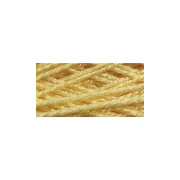 Cottage Mills 494190 Needloft Craft Yarn 20 Yard CardYellow