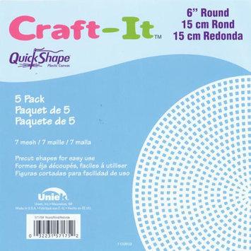 Cottage Mills NOTM232920 - QuickShape Plastic Circle Canvas