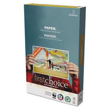 Domtar DMR-85311 First Choice Colorprint 85311 Presentation Paper - For Inkjet Laser Print - Ledger/tabloid - 11 X 17 - 28 Lb - Smooth - 98 Brightness - 500 / Ream