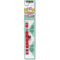 Doskocil - Aspen Pet .38in. Red Reflective Break Away Cat Collar 27805