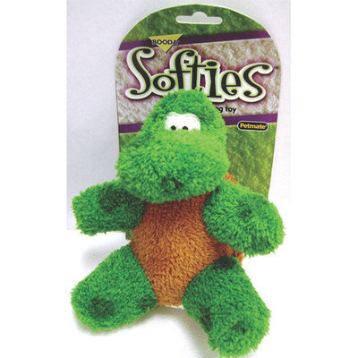 Booda Products - Softies Terrytoby Turtle 0 - 0353512