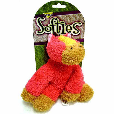 Booda Products Softies Terry Horse 0 0353513