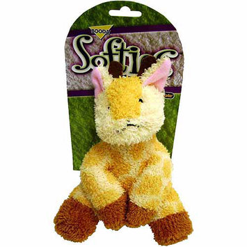 Booda Products Softies Terry Gail Giraffe 0 0353515