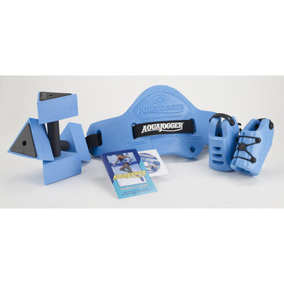 Aquajogger Complete Package Womens Fitness System In Blue Ap455-Blue