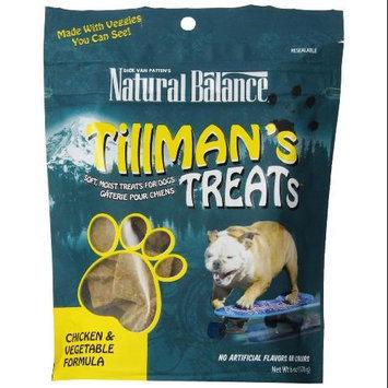 Tural Balance Pet Foods Inc Natural Balance Tillman's Training Tips Chicken & Vegetable Dog Treats