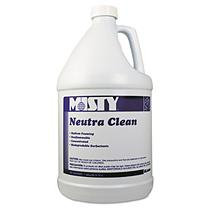 AMREP R800-4 Neutra Clean Floor Cleaner, Fresh Scent, 1 gal. Bottle, 4/Carton