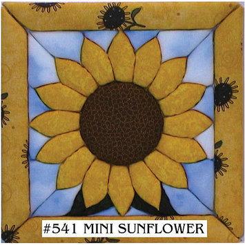 Sunflower Quilt Magic Kit-6X6