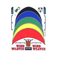 SR481 Wind Weaver Decal Sailboat PINY2481 PINECAR