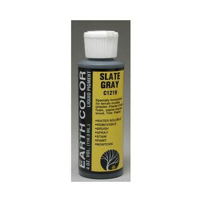 C1219 Earth Color Slate Gray 4 oz WOOU1519 DESIGN PRESERVATION MODELS