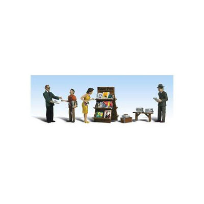 A2740 Newsstand O WOOU2740 DESIGN PRESERVATION MODELS