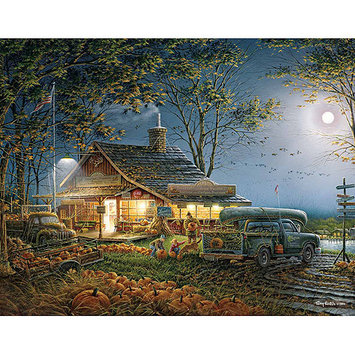 Taylor Gifts Autumn Traditions By Terry Redlin 1000 Pc Puzzle