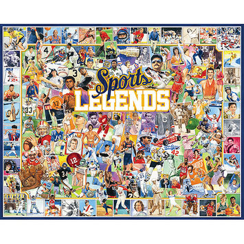 Taylor Gifts Jigsaw Puzzle 1000 Pieces 24 X30 -Sports Legends