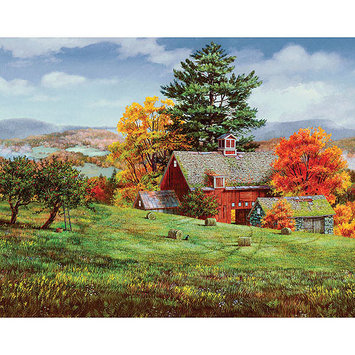 White Mountain Puzzles Pie Apples By Fred Swan 1000 Pc Puzzle