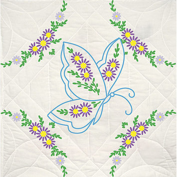 Fairway Butterfly Quilt Blocks - FAIRWAY NEEDLECRAFT CO.