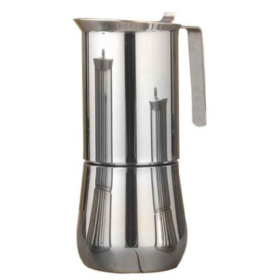 European Gift 12210 Ilsa Stainless Steel Stove Top#44; 10 Cup