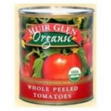 Muir Glen Whole Peeled 102-Ounce - -Pack of 6