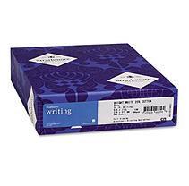Mohawk Fine Papers Strathmore - Writing 25% Cotton Fine Paper, 24lb, Ultimate White